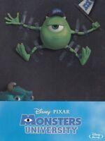 Monsters University - Edizione Limitata (2 Blu-Ray Disc) - Steelbook - Nuovo