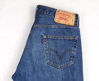 Levi's Strauss & Co Hommes 501 Jeans Jambe Droite Taille W36 L32 AMZ1304