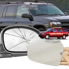 Car Side Mirror Replacement LH RH 2P for CHEVROLET 2002-09 TrailBlazer