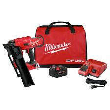 Milwaukee 2744-21 M18 FUEL 21-Degree Framing Nailer Kit (5 Ah) New w/Warranty!