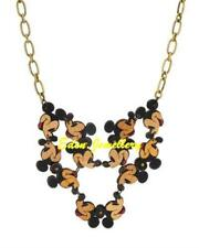 RARE Collectible Disney Couture Dr X Romanelli Mickey Heads Gold Plated Necklace