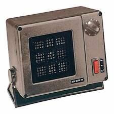 Stufa elettrica 12 volt per Auto, Barca e Camper - Riscaldatore e Termoventilat