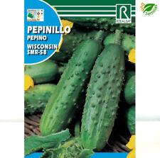 Pepino Wisconsin SMR-58 ( 6 gr / 180 semillas aprox ) seeds - Pepinillo
