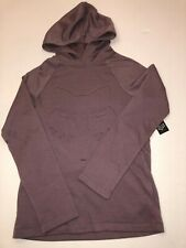 Fox Racing New Real Thing Pullover Hoodie Sweatshirt Womens Small MSRP $70