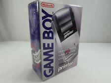ORIGINAL GAMEBOY GAME BOY PRINTER BOXED MINT RETRO VINTAGE