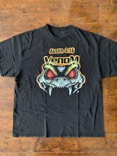 Mens Wwe Stone Cold Steve Austin Venom 3:16 Black Graphic Shirt Size 2Xlarge