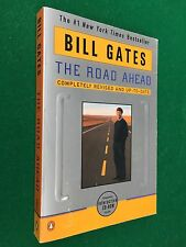 Bill GATES - THE ROAD AHEAD + CD interactive , Ed Penguin book (1996)