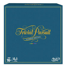 Hasbro Gaming C1940 Trivial Pursuit Game: Classic Edition