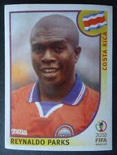 Panini Sticker 227 Reynaldo Parks Costa Rica WM 2002 Korea Japan