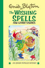 ENID BLYTON __ THE WISHING SPELLS __ BRAND NEW __ HARDBACK __ FREEPOST