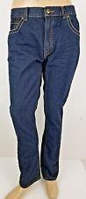 NEW English Laundry Lion's Crest Straight Leg Jeans Size 34 x 30