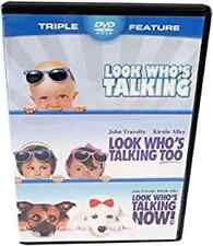 Look Who's Talking / Look Who's Talking Too / Look Who's Talking Now! - NEW!!