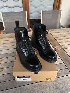 Dr. Martens Mono 1460 Black Smooth 44 UK9.5 US10.5