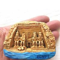 printtoo graviert Holz Borobudur-Tempel Indonesien Andenken Kühlschrankmagnet