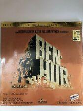 Ben-Hur Deluxe Letterbox Edition Lasrdisc