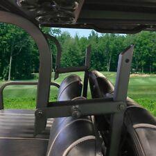 "Ezgo TxT Golf Cart Drop Top Roof Lowering Kit Lowers Top 5"" Quick Release"