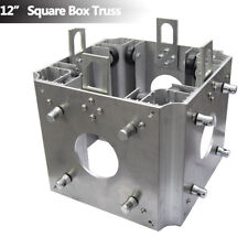 "12"" Square Box Truss Ground Support Sleeve Block Fits Global Truss F34 GT-BLOCK"