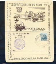 290820/// JOURNEE DU TIMBRE 1943