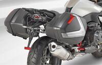 GIVI Koffer Motorrad Seitenlichter V37 Kapazität 37lt Festsetzung MONOKEY Seite