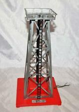 CLEAN American Flyer 774 23774 Floodlight Yard Tower ONLY w/holes 4 corners PART