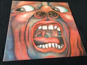 King Crimson - In The Court Of The Crimson King 2010 Vinyl LP