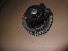 Mercedes A Class W168  A140 2002 HEATER AIR BLOWER MOTOR SIEMENS