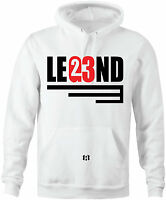 """LEGEND 23"" Hoodie to Match Air Retro 11 ""72-10"""