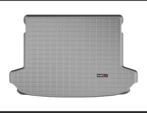 WeatherTech Cargo Liner Custom Trunk Mat for Kia Sportage 2017-2019 Grey