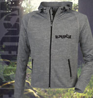 Ski / snowboard light weight technical performance hoodie - great layering piece