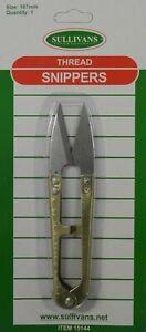 THREAD SNIPPER 107mm - Stainless Steel Blades - Sullivans