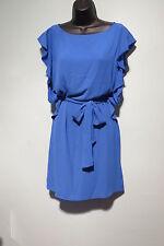 Michael Kors MICHAEL Belted Ruffled-Sleeve sheath dress sz  M and XL    NEW