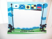 Disney Vacation Club Member Cruise Picture Frame