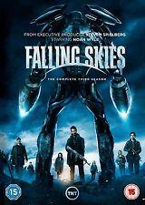 FALLING SKIES Stagione 3 Serie Completa BOX 3 DVD in Inglese NEW PRENOTAZ.