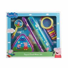 Peppa Pig Toy Giant Music Set Musical Instruments Peppa Pig Band Toy NEW BOXED
