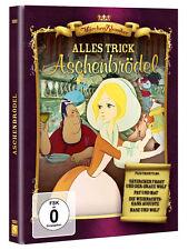 Märchenbox ASCHENBRÖDEL + VÄTERCHEN FROST + PAT & MAT + HASE & WOLF +AUGUSTE DVD