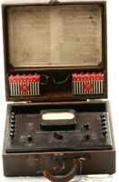 Weston Industrial Circuit Tester 785 Type 3 Serial # 14850 Made in Chicago 1942-