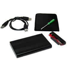 BOX HARD PER CASE DISK ESTERNO 2,5 SATA USB  &  BOX PER HD 2,5 ld