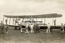 rp01918 - Vickers Vimy Bi-Plane - photo 6x4