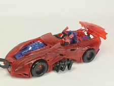 Marvel 1997 Spiderman Car and figure Great condition (A26)