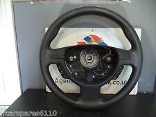 2005 VAUXHALL MERIVA VOLANTE SENZA AIRBAG grigio scuro con controlli audio