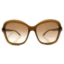 New Donna Karan DKNY Sunglasses DY4147 3727/13 Brown / Brown Gradient 56-16-140
