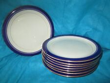 Mikasa Transition Granada Blue SALAD PLATE multiple have more items to set