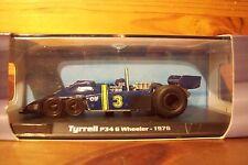 1/43 RBA 1976 TYRRELL P34 JODY SCHECKTER 6-WHEELER