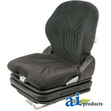 Grammer Universal Charcoal Matrix Cloth Tractor Seat MSG75GGRC