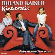 Roland Kaiser - Kinderzeit - CD NEU Fuchs, du hast die Gans gestohlen Summ Summ