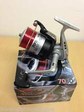 NEW LARGE LINEAEFFE SEA FISHING VIGOR SILK 70 BEACH PIER REEL AND LINE