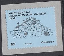 Österreich,Klebemarke,1.05.2011,Kunsthaus Graz, 62 C Nominale,30x24 mm