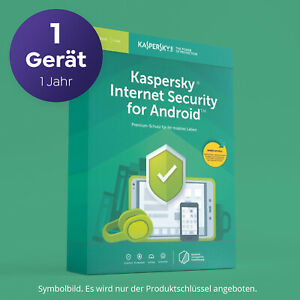 Kaspersky Internet Security 2021 für Android 1 Gerät 1 Jahr EMAIL Download