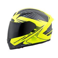 *Fast Shipping* Scorpion EXO-R2000 Motorcycle Helmet With Free Dark Smoke Shield