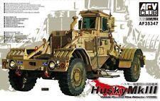 AFV Club 1/35 Husky Mk III Vehicle Mounted Mine Detector (VMMD) AF35347